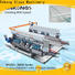 Enkong straight-line double edger machine supplier for round edge processing