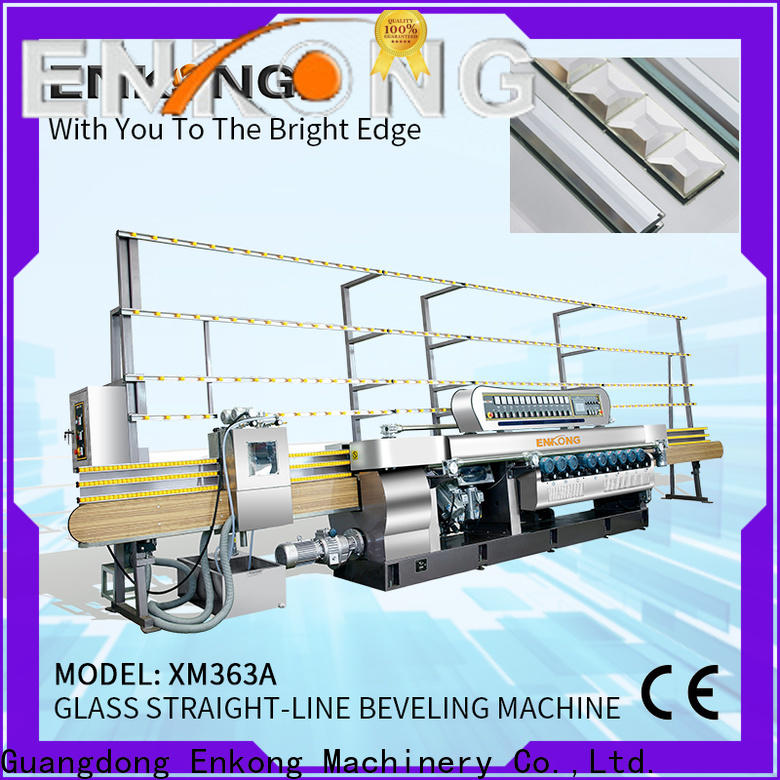 long lasting glass beveling machine for sale xm363a wholesale for polishing