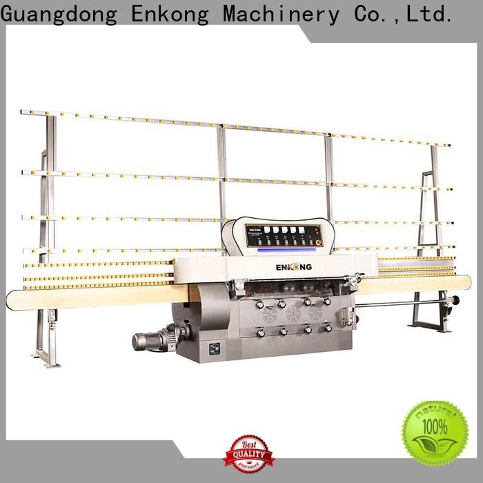top quality glass edge grinding machine zm11 series for polishing