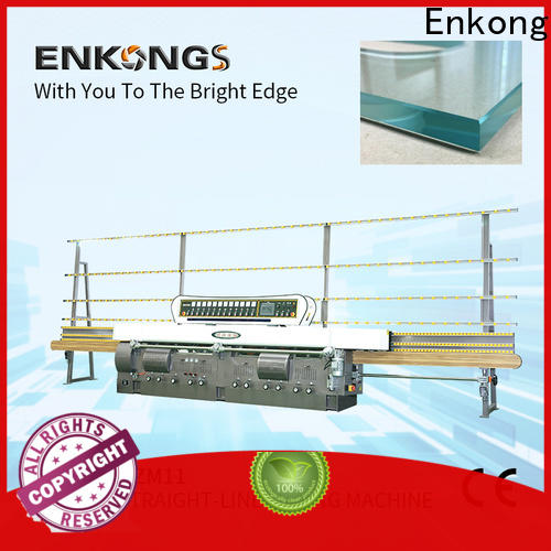 stable glass edge grinding machine zm9 series for fine grinding