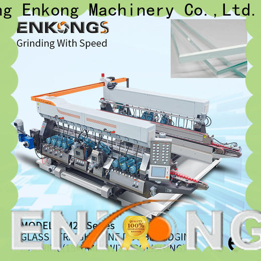Enkong SM 10 double edger machine factory direct supply for household appliances