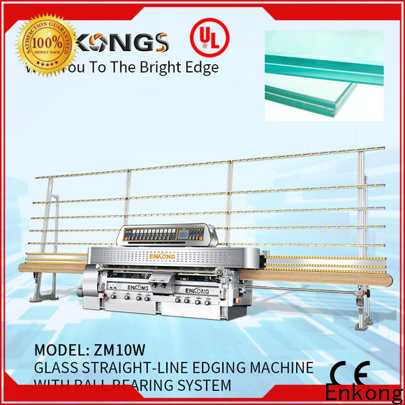 professional glass machinery high precision manufacturer