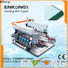 Enkong straight-line double edger factory direct supply for round edge processing