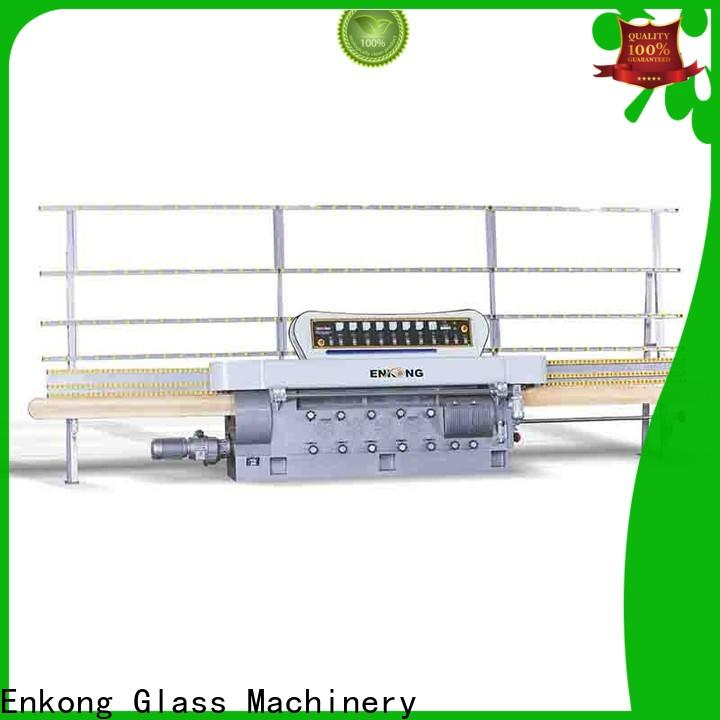 Enkong zm4y glass edging machine wholesale for polishing