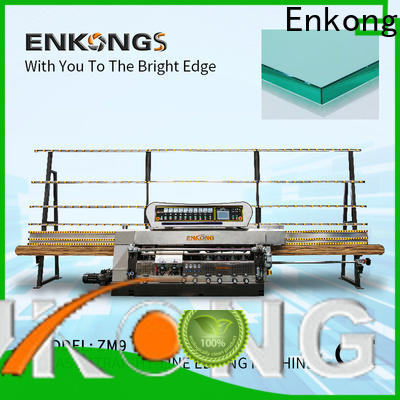 Enkong zm11 glass edge grinding machine series for fine grinding