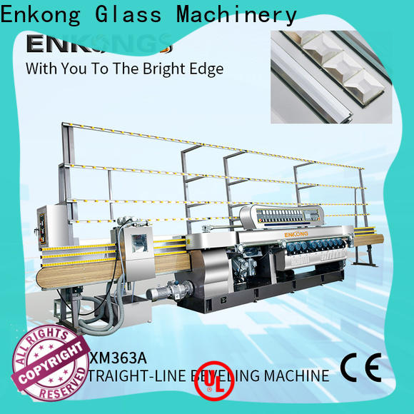 long lasting glass beveling machine for sale xm351a wholesale for glass processing