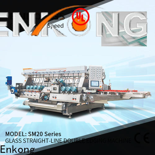 Enkong SM 12/08 double edger manufacturer for round edge processing