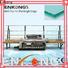 Enkong top quality glass edge polishing machine customized for fine grinding