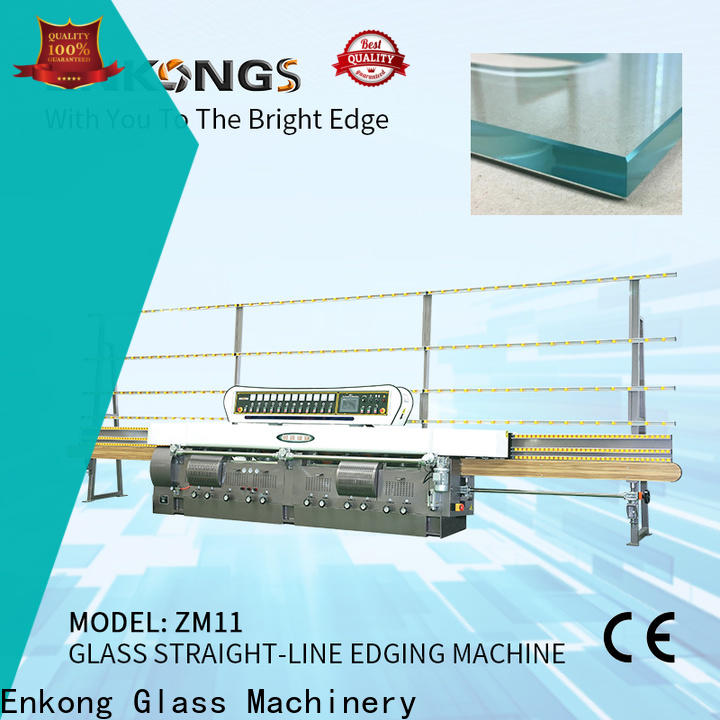 Enkong zm11 glass edge grinding machine wholesale for polishing