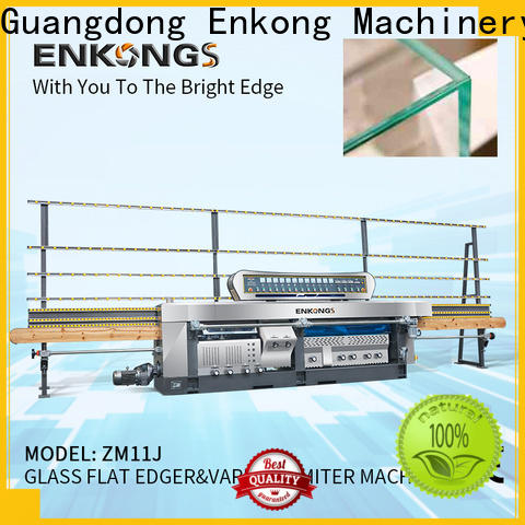 top quality glass mitering machine ZM9J customized for polish