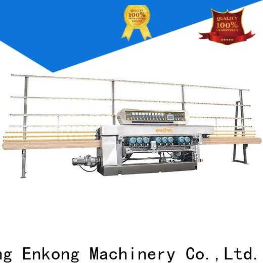 cost-effective glass beveling machine for sale 10 spindles manufacturer