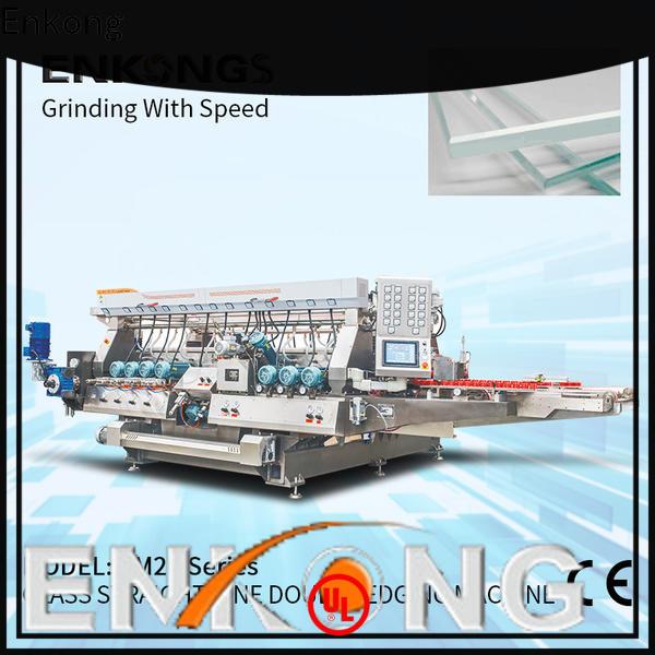 Enkong SM 12/08 double edger machine wholesale for round edge processing