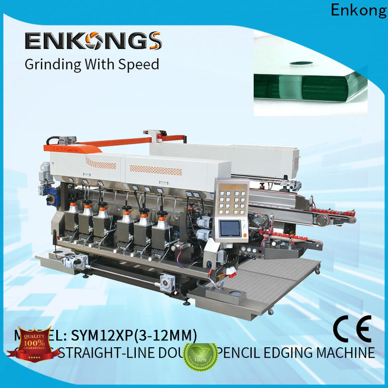 Enkong SM 20 double edger manufacturer for round edge processing