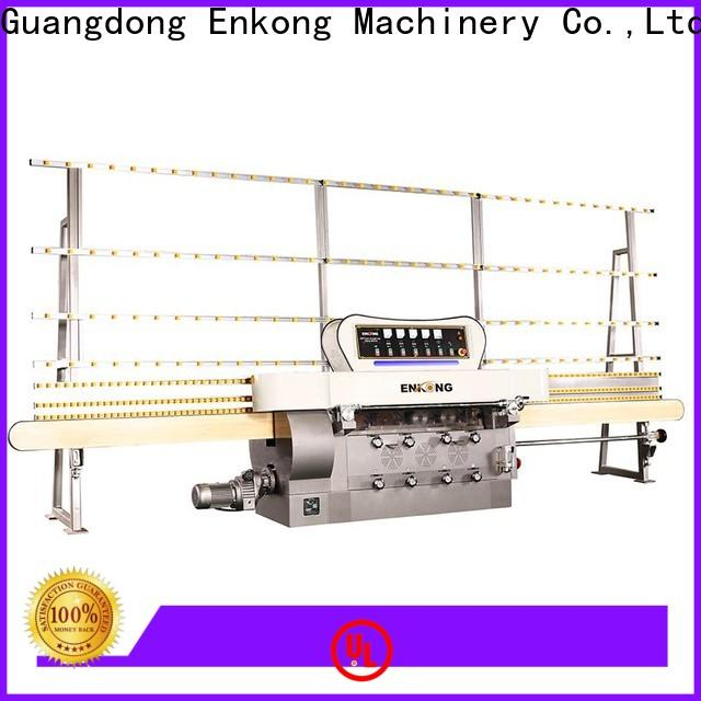 Enkong zm4y glass edge polishing supplier for fine grinding