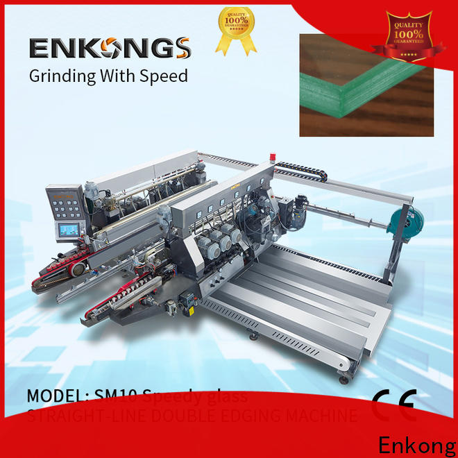 cost-effective glass double edging machine SM 20 wholesale for household appliances