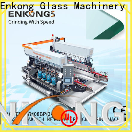 high speed double edger SM 10 series for round edge processing