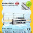 Enkong xm351a glass beveling machine factory direct supply for glass processing