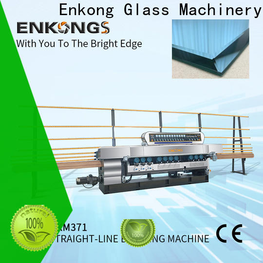 cost-effective glass beveling machine for sale xm351 factory direct supply for glass processing