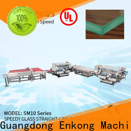 Enkong SM 22 double edger manufacturer for round edge processing