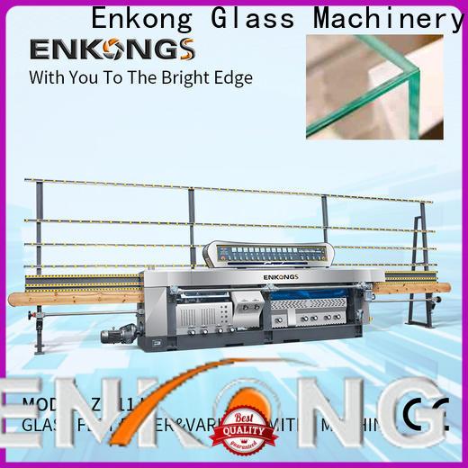 real glass mitering machine ZM11J manufacturer for polish