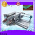 Enkong real glass double edging machine manufacturer for photovoltaic panel processing