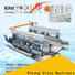 high speed glass double edging machine SM 20 supplier for round edge processing