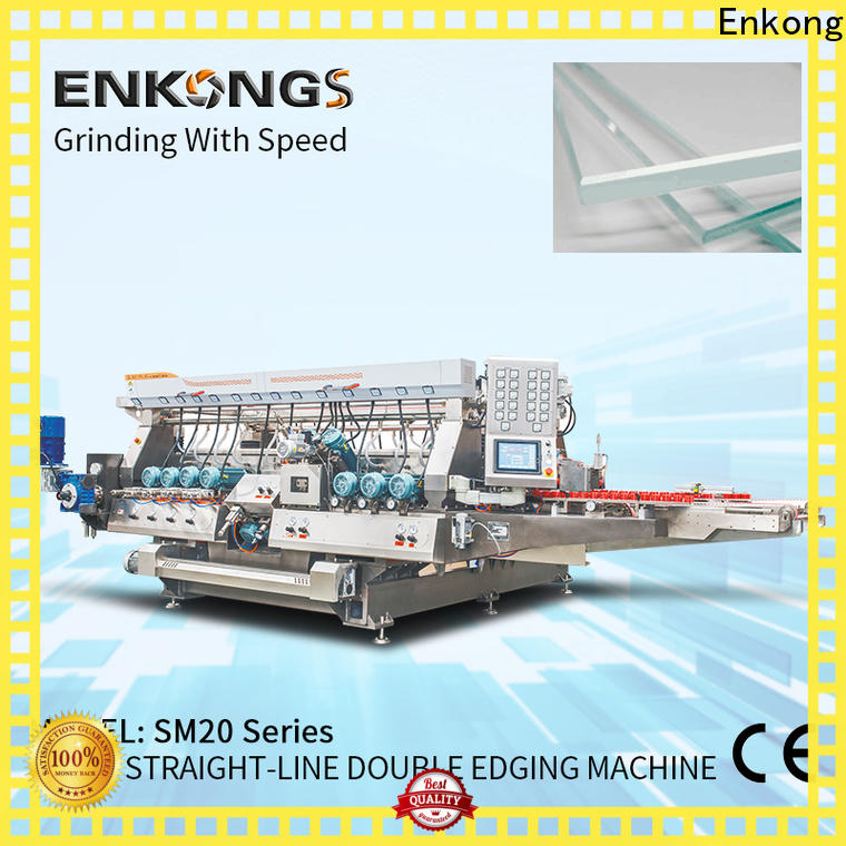 Enkong SM 12/08 double edger wholesale for photovoltaic panel processing
