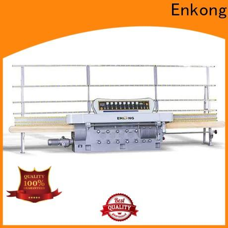 Enkong stable glass edge polishing machine wholesale for polishing