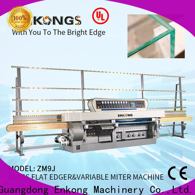 top quality glass mitering machine 60 degree manufacturer for grind