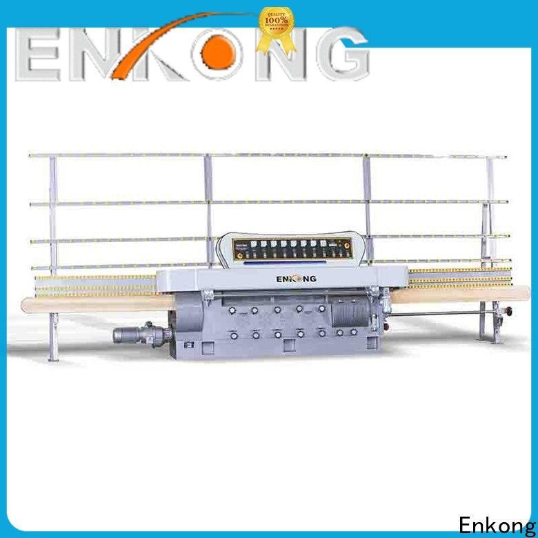 efficient glass edge polishing zm9 series for fine grinding
