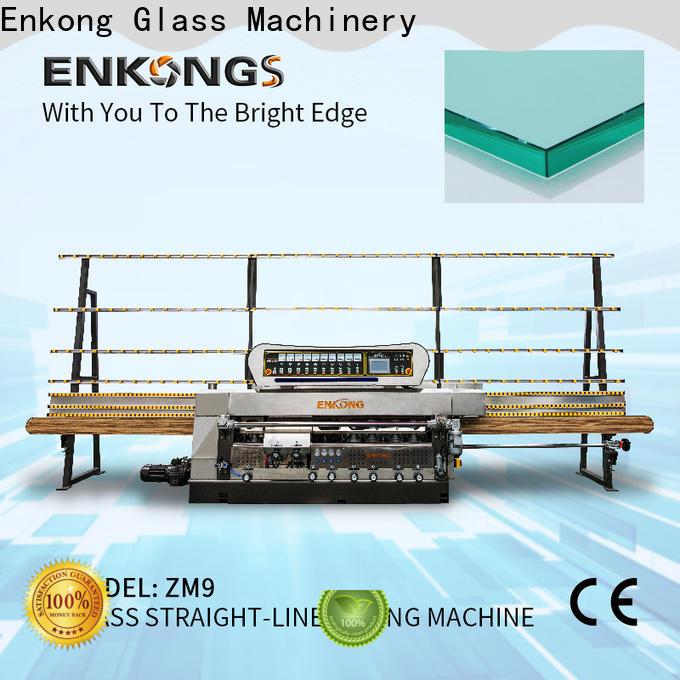 Enkong zm11 glass edge polishing series for fine grinding