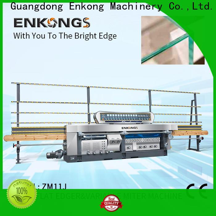 real glass mitering machine ZM9J manufacturer for polish