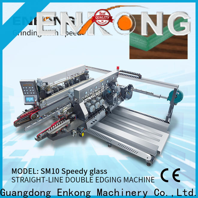 high speed double edger machine SM 26 series for household appliances