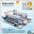 Enkong SYM08 glass double edging machine wholesale for household appliances