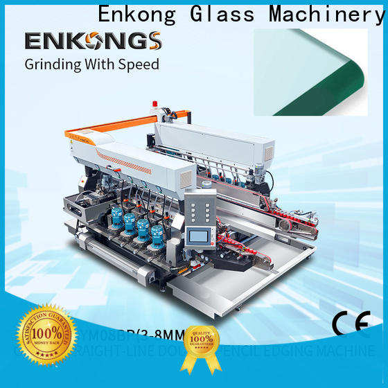 real double edger SM 10 factory direct supply for photovoltaic panel processing