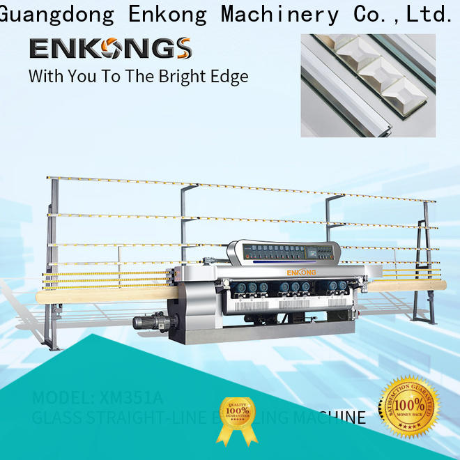 cost-effective glass beveling machine for sale xm371 factory direct supply for glass processing
