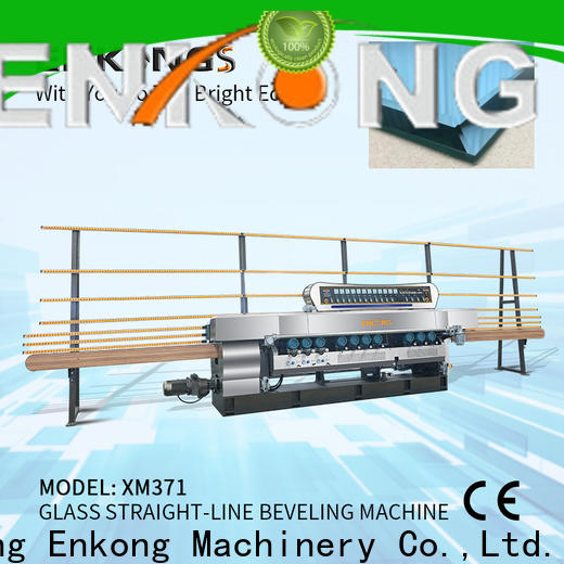 real glass beveling machine for sale xm371 manufacturer for glass processing