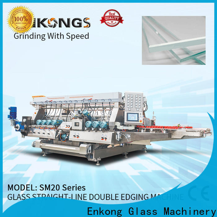 Enkong SM 26 double edger machine manufacturer for household appliances
