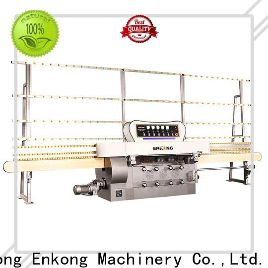 stable glass edging machine zm4y supplier for polishing