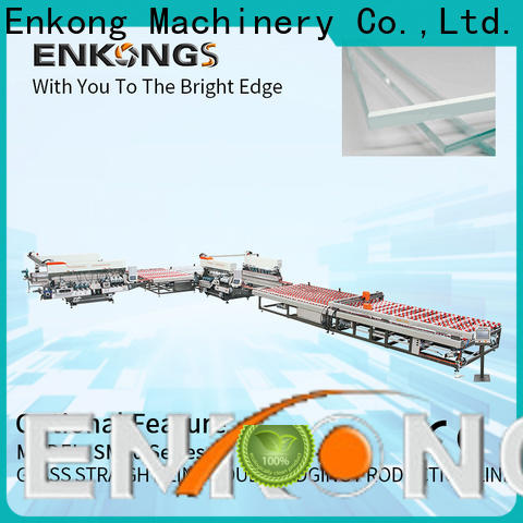 real double edger machine SM 10 supplier for photovoltaic panel processing