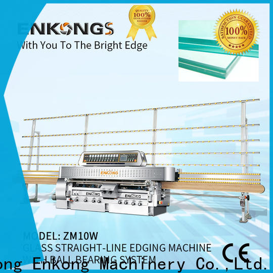 Enkong high precision glass machinery series