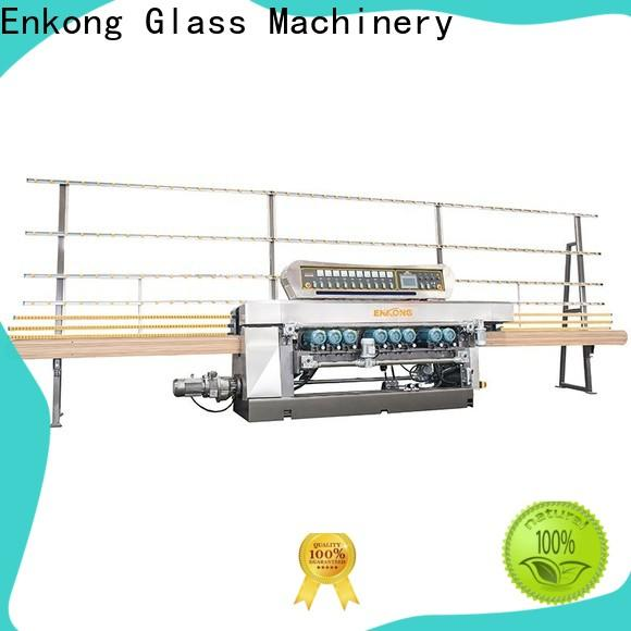 efficient glass beveling machine xm363a series for glass processing