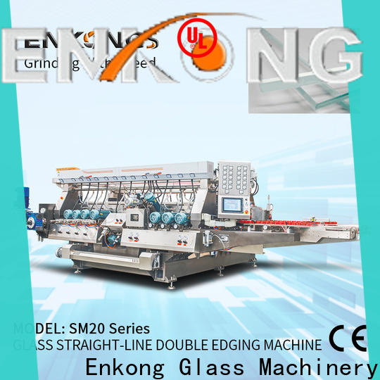 real double edger SM 26 manufacturer for round edge processing