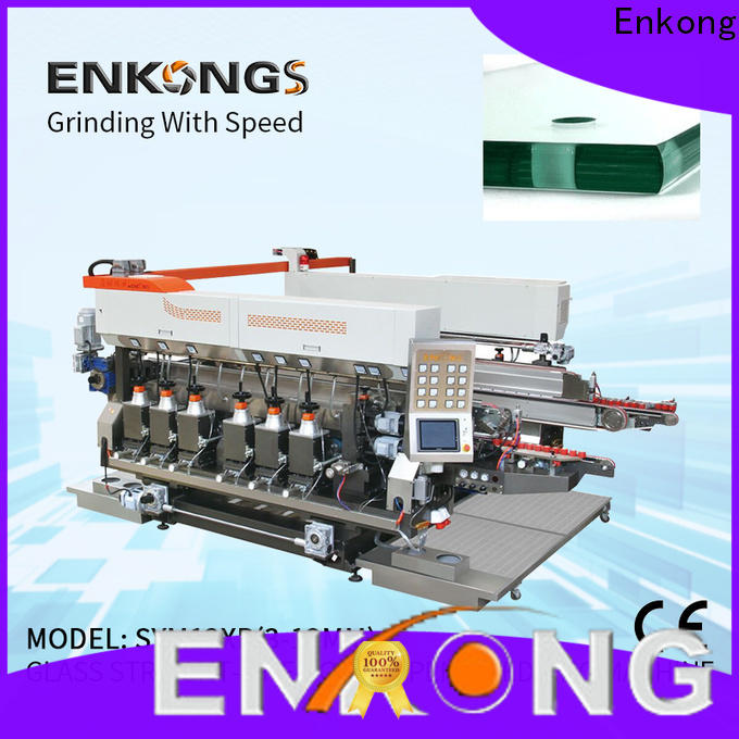 Enkong SM 20 double edger manufacturer for household appliances