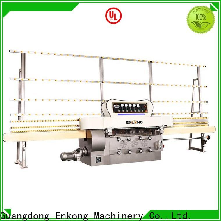 efficient glass edging machine zm4y series for polishing