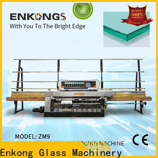 top quality glass edge polishing zm4y series for fine grinding