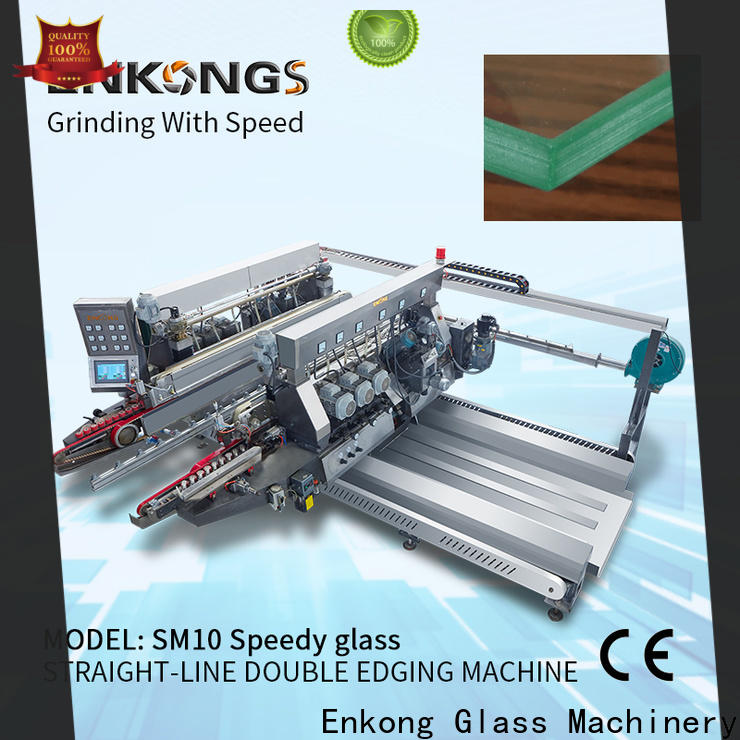 Enkong SM 22 double edger machine factory direct supply for household appliances