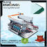 Enkong cost-effective glass double edging machine factory direct supply for round edge processing