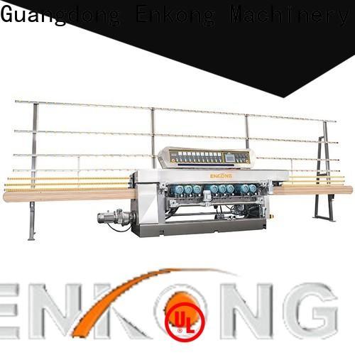 efficient glass beveling machine for sale xm363a manufacturer