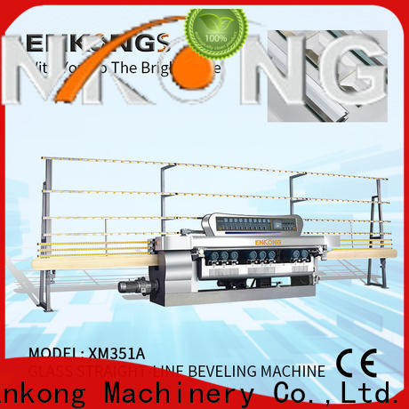 cost-effective glass beveling machine xm351a factory direct supply for glass processing